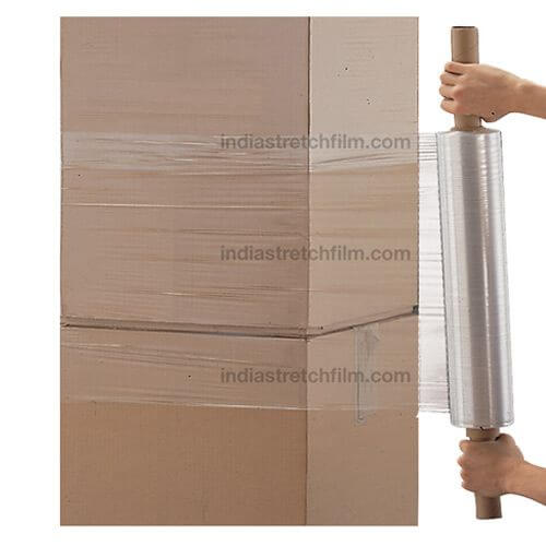Manual Grade Hand Stretch Wrapping Films